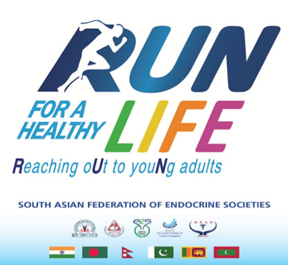 "SAFES launch ""Run for a healthy life"" campaign to counter obesity epidemic"