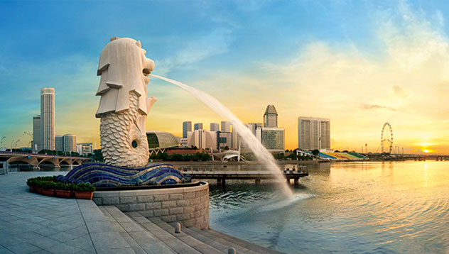 Singapore to host 1st ICE in Southeast Asia!
