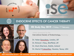 25th Irish Endocrine Society Continuing Education Study Day 2019