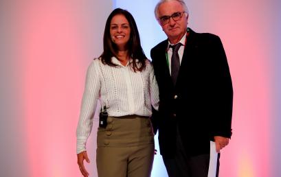 Fondation Ipsen Young Investigator Award awarded during ICE 2018
