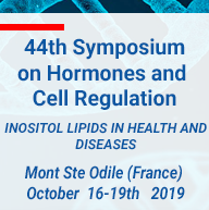 44th European Symposium on Hormones and Cell Regulation: Inositol lipids in health and diseases