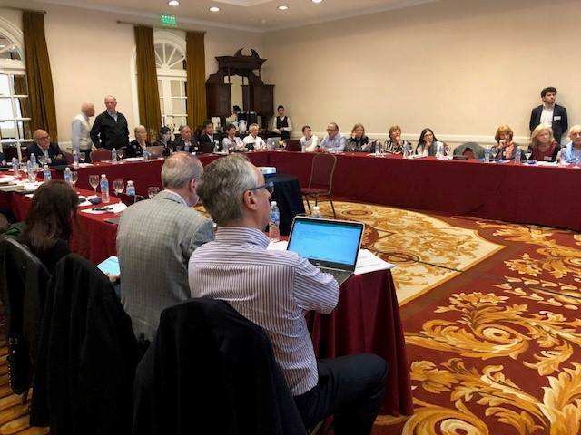 ICE 2020 Program Organizing Committee meets in Buenos Aires