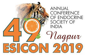 Annual Conference of Endocrine Society of India – ESICON 2019