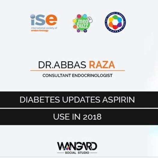 Diabetes Updates – Aspirin Use in 2018
