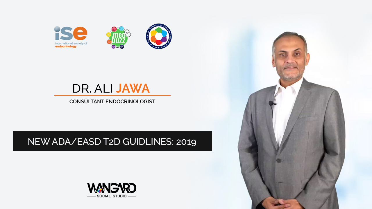 Dr. Ali Jawa Type 2 Diabetes
