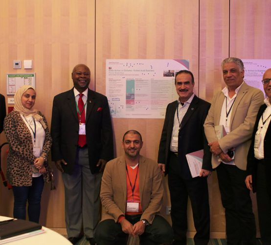 Meet the new member society of ISE – Emirates Diabetes Society