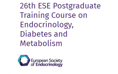 26th ESE Postgraduate Training Course on Endocrinology, Diabetes and Metabolism