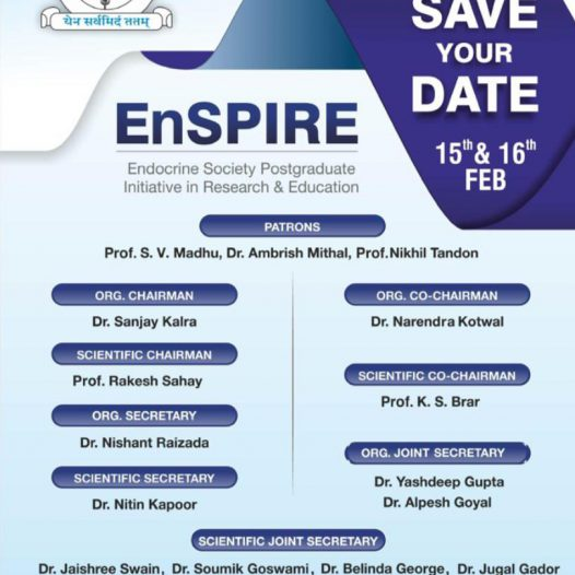 Endocrinology Society of India Event