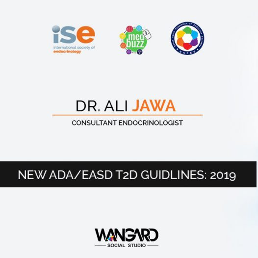 New ADA/EASD T2D Guidelines 2019