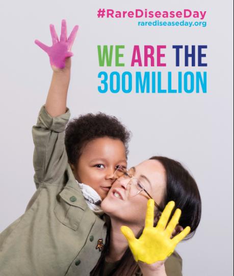 Rare Disease Day 2020 – 29th February