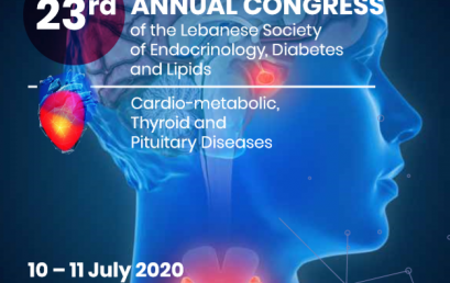 23rd Annual Congress of the Lebanese Society of Endocrinology, Diabetes and Lipids