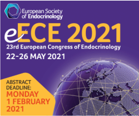 European Congress of Endocrinology 2021 (eECE)