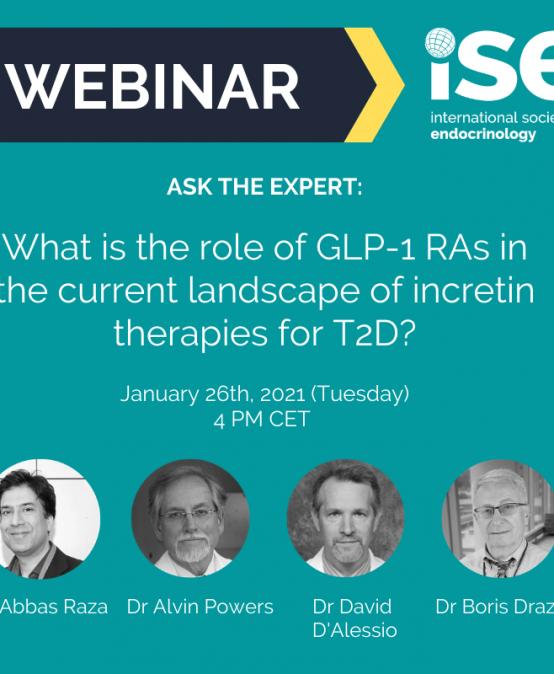 Ask the Expert Webinar on GLP-1